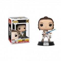 POP STAR WARS 307 REY - Figurines POP au prix de 14,95€