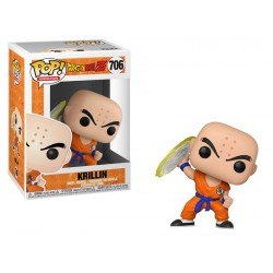 POP DRAGON BALL 706 KRILLIN - Figurines POP au prix de 14,95 €