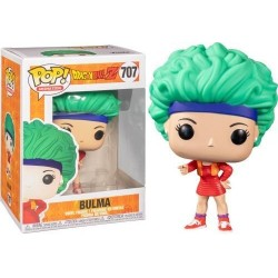 POP DRAGON BALL 707 BULMA - Figurines POP au prix de 14,95 €