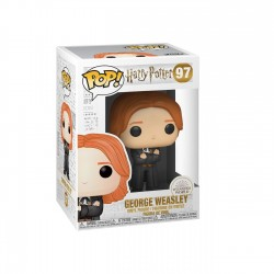 POP HARRY POTTER 97 GEORGE WEASLEY - Figurines POP au prix de 14,95 €