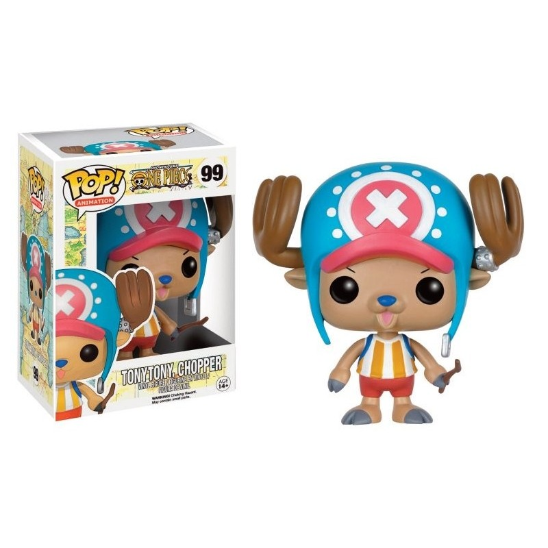 POP ONE PIECE 99 TONYTONY CHOPPER - Figurines POP au prix de 14,95 €