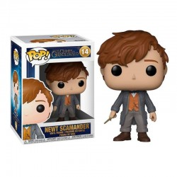 POP FANTASTIC BEASTS 14 NEWT SCAMANDER - Figurines POP au prix de 14,95 €