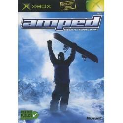 XB AMPED : FREESTYLE SNOWBOARDING - Jeux Xbox au prix de 4,95€