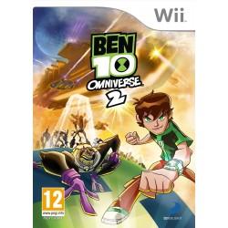 WII BEN 10 OMNIVERSE 2 - Jeux Wii au prix de 6,95€