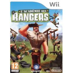 WII ACADEMIE DES RANGERS - Jeux Wii au prix de 6,95€
