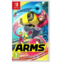 SWITCH ARMS - Jeux Switch au prix de 54,95 €