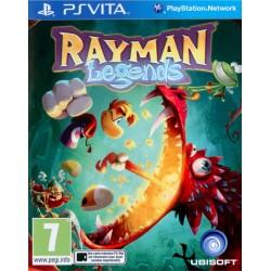 PSV RAYMAN LEGENDS - Jeux PS Vita au prix de 14,95€