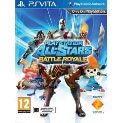 PSV PLAYSTATION ALL STARS BATTLE ROYALE - Jeux PS Vita au prix de 14,95€