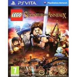 PSV LEGO LE SEIGNEURS DES ANNEAUX - Jeux PS Vita au prix de 14,95€