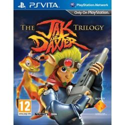 PSV JAK AND DAXTER TRILOGY - Jeux PS Vita au prix de 17,95€