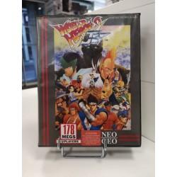 NG WORLD HEROES 2 JET EN BOITE IMPORT USA - Jeux Neo-Geo au prix de 149,95€