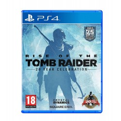PS4 RISE OF THE TOMB RAIDER OCC - Jeux PS4 au prix de 14,95€