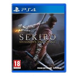 PS4 SEKIRO SHADOWS DIE TWICE - Jeux PS4 au prix de 39,95€