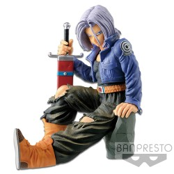 FIGURINE DRAGON BALL Z TRUNKS 14 CM BWFC - Figurines au prix de 29,95 €