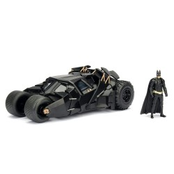 REPLIQUE BATMOBILE THE DARK KNIGHT 1:24 - Figurines au prix de 29,95 €