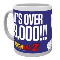 MUG VEGETA ITS OVER 9000! 300 ML - Mugs au prix de 7,95€