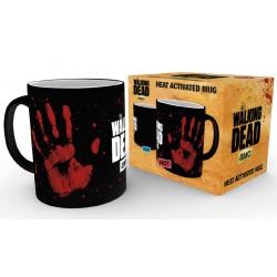 MUG THERMIQUE WALKING DEAD HEAT CHANGE 300 ML - Mugs au prix de 12,95€
