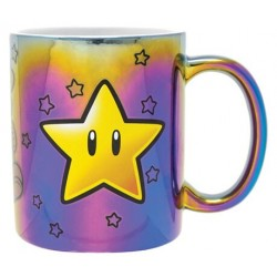 MUG SUPER MARIO METALLIC EFFECT 315 ML - Mugs au prix de 11,95 €