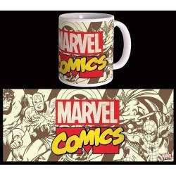 MUG COMICS RETRO LOGO 300 ML - Mugs au prix de 9,95€
