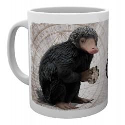 MUG ANIMAUX FANTASTIQUES NIFFLER 320 ML - Mugs au prix de 9,95€