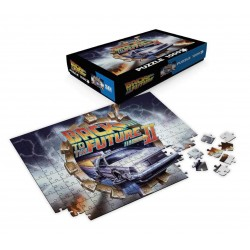 PUZZLE BACK TO THE FUTURE PART II 1000P - Puzzles au prix de 14,95 €