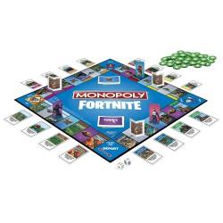 MONOPOLY FORTNITE - Jeux de Société au prix de 29,95€