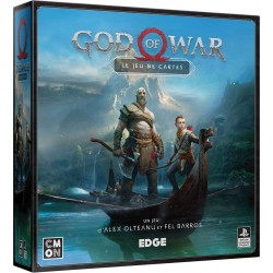JEU DE SOCIETE GOD OF WAR FR - Jeux de Société au prix de 39,95€