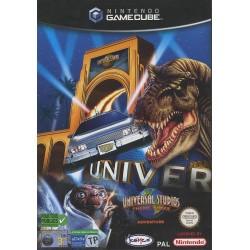 GC UNIVERSAL STUDIOS THEME PARKS ADVENTURE - Jeux GameCube au prix de 9,95€