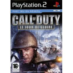 PS2 CALL OF DUTY LE JOUR DE GLOIRE - Jeux PS2 au prix de 4,95€