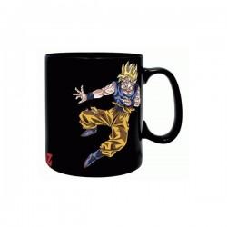 MUG DRAGON BALL Z THERMOREACTIF GOKU VS BUU 300ML - Mugs au prix de 12,95€