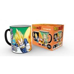 MUG DRAGON BALL THERMOREACTIF SUPER SAIYANS 300 ML - Mugs au prix de 12,95€