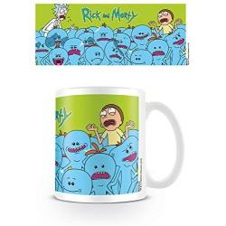 MUG RICK ET MORTY MR MEESEEKS MR LARBIN 300ML - Mugs au prix de 9,95€