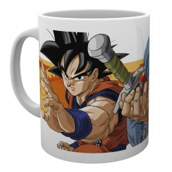 MUG DRAGON BALL SUPER GROUPE DU FUTUR 315ML - Mugs au prix de 9,95 €