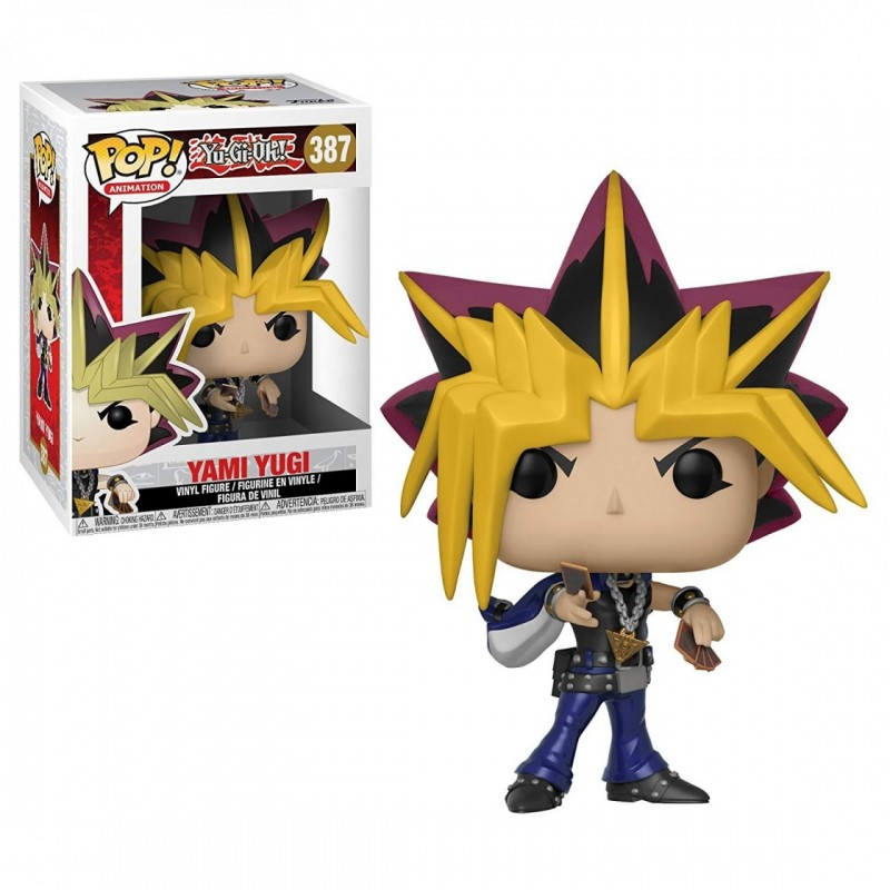 POP YU GI OH 387 YAMI YUGI - Figurines POP au prix de 14,95 €