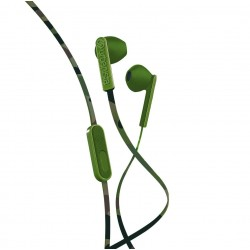 ECOUTEURS URBANISTA SAN FRANCISCO CAMO VERT - Ecouteurs Téléphones au prix de 17,95€