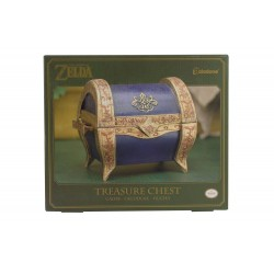 COFFRE A TRESOR THE LEGEND OF ZELDA - Autres Goodies au prix de 39,95 €
