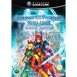 GC PHANTASY STAR ON LINE - Jeux GameCube au prix de 19,95€
