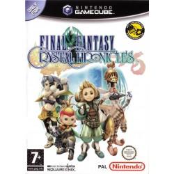 GC FINAL FANTASY CRYSTAL CHRONICLES - Jeux GameCube au prix de 9,95€