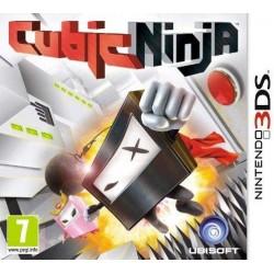 3DS CUBIC NINJA OCC - Jeux 3DS au prix de 12,95€