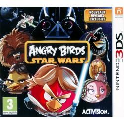 3DS ANGRY BIRDS STAR WARS - Jeux 3DS au prix de 6,95€