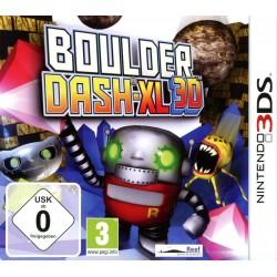 3DS BOULDER DASH XL 3D - Jeux 3DS au prix de 14,95€