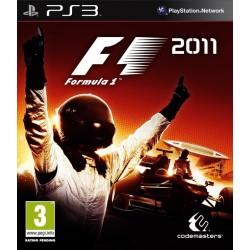 PS3 F1 2011 - Jeux PS3 au prix de 4,95€