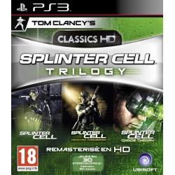 PS3 SPLINTER CELL TRILOGY - Jeux PS3 au prix de 14,95€