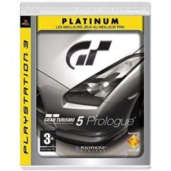 PS3 GRAN TURISMO 5 PROLOGUE (PLATINUM) - Jeux PS3 au prix de 1,95€