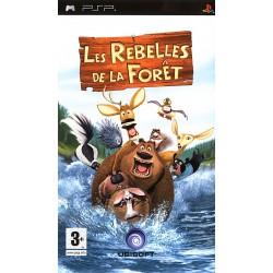 PSP LES REBELLES DE LA FORET - Jeux PSP au prix de 6,95€