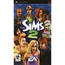 PSP LES SIMS 2 - Jeux PSP au prix de 4,95€