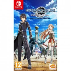 SWITCH SWORD ART ONLINE HOLLOW REALIZATION OCC - Jeux Switch au prix de 39,95 €