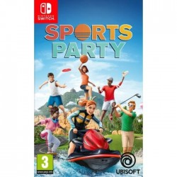 SWITCH SPORTS PARTY OCC - Jeux Switch au prix de 19,95€