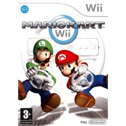 WII MARIO KART - Jeux Wii au prix de 19,95€