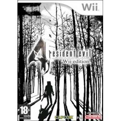 WII RESIDENT EVIL 4 (NEUF BLISTER) - Jeux Wii au prix de 19,95€
